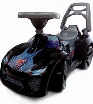 Машина-каталка Орион Ламбо Черный паук (гудок)