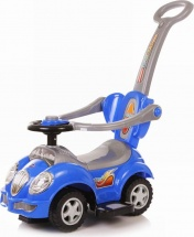 Каталка Baby Care Cute Car, синий