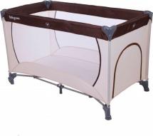 Манеж Baby Care Arena, бежевый/коричневый
