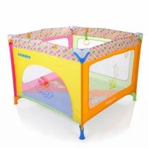 Манеж Baby Care Rainbow, радуга