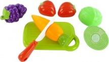Набор для резки Mary Poppins Овощи и фрукты 4 шт