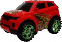 Машинка Yako Toys Dancing Car (свет, звук), красный