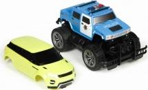 Машина Yako Toys со сменным корпусом, радиоуправляемая