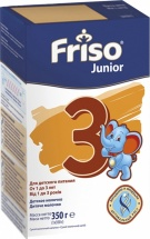 Сухая смесь Friso Junior №3 с 12 мес 350 г