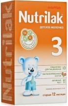 Сухая смесь Нутрилак №3 с 12 мес 350 г