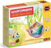 Магнитный конструктор Magformers My First Pastel Set