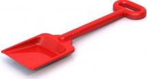 Лопата Нордпласт 49 см, красный