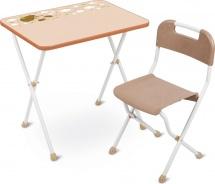 Набор мебели Ника Алина КА2, бежевый
