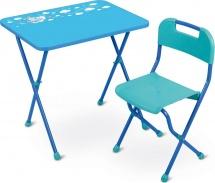 Набор мебели Ника Алина КА2, голубой