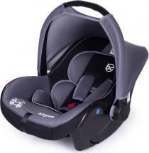Автокресло Baby Care Lora 0-13 кг серый/черный