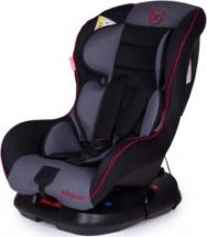 Автокресло Baby Care Rubin 0-18 кг черный/серый/красный