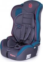 Автокресло Baby Care Upiter Plus 9-36 кг голубой/серый