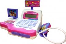 Касса Baoli toys Happy Shopping со звуком