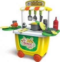 Кухня S+S Toys Kitchen 36 см