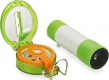 Набор шпиона Eastcolight Мини-телескоп и компас