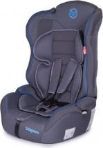 Автокресло Baby Care Upiter Plus 9-36 кг серый/синий