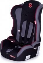 Автокресло Baby Care Upiter 9-36 кг черный/красный