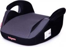 Автокресло-бустер Baby Care BC-311 18-36 кг серый/черный