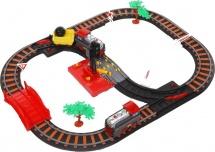 Железная дорога Yako Toys Останови крушение! с 2-мя стрелками