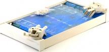 Настольная игра ColorPlast Морской бой 53 х 27 см