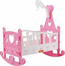 Кроватка-качалка Полесье №3
