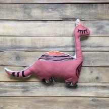 Подушка VamVigvam Бронтозавр Маша