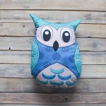 Подушка VamVigvam Blue Owl