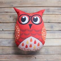 Подушка VamVigvam Red Owl