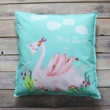 Подушка VamVigvam Pink Swan