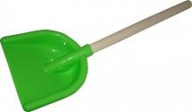 Лопата Полесье №15, зеленый