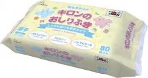 Влажные салфетки Omutsu 80 шт