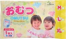 Трусики Omutsu M (6-10 кг) 1 шт