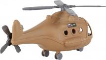 Вертолет Полесье Военный. Альфа-Сафари