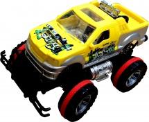 Машина Taiko Джип радиоуправляемая, желтый