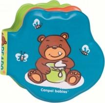 Книжка-пищалка для ванны Canpol Мишки