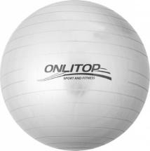 Мяч гимнастический 45 см 500 гр Onlitop