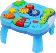 Развивающий столик 2в1 Крошка Я Морское приключение