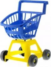 Тележка Орион Супермаркет, синий