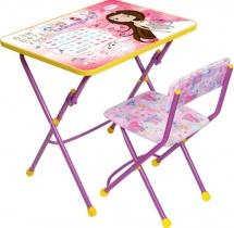 """Набор мебели Ника """"Маленькая принцесса"""" КУ1/17"""