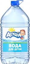 Вода детская Агуша 5 л