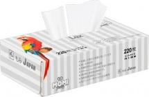 Салфетки бумажные Momi Family Lux 220 шт
