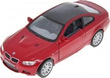 Машинка Kinsmart BMW M3 купе, бордовый