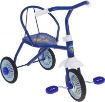 Велосипед MobyKids Дино, синий