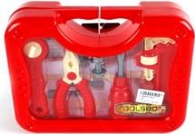 Набор инструментов Toolsbox в чемодане