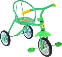 Велосипед MobyKids Дино, зеленый