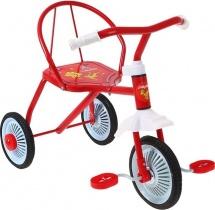 Велосипед MobyKids Дино, красный