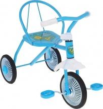 Велосипед MobyKids Дино, голубой