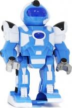 Робот Кибер Герои шагающий со светом и звуком