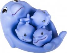 Игрушка для купания Пома Ребятки-дельфинятки