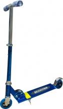 Самокат алюминиевый Scooter, синий